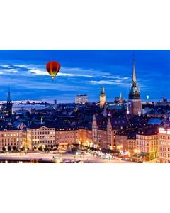 Stockholm Kornhamnstorg Och Luftballong