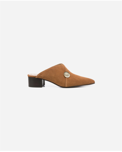 Emily Suede Brown