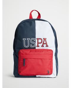 Varsity Back Pack Navy Blazer