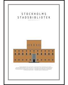 Stockholms Stadsbiblioteket, Färg