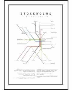Kollektivtrafik, Stockholm