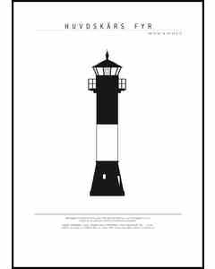 Huvudskärs Lighthouse