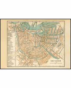 Amsterdam, Holland 1897