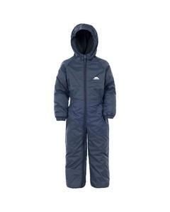 Trespass Baby Unisex Dripdrop Padded Waterproof Rain Suit