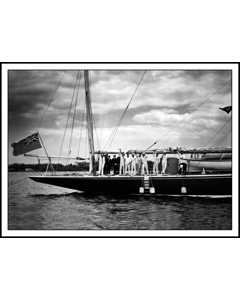 Yacht Endeavour Ii 1935