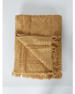 Merida Towel Camel And Creme