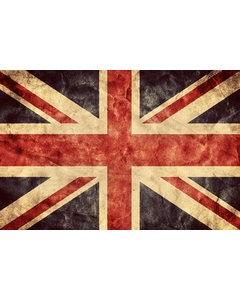 Flagga Storbritanien