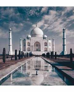 Taj Mahal, Agara. Indien