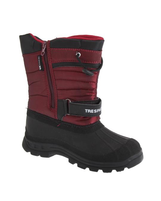 Trespass Trespass Dodo Youth Unisex Kinder Schnee Stiefel Wasser abweisend