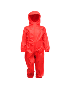 Regatta Professional Baby/kids Paddle All In One Rain Suit