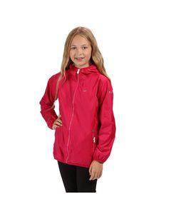 Regatta Great Outdoors Childrens/kids Lever Ii Packaway Rain Jacket