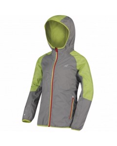 Regatta Great Outdoors Childrens/kids Teega Reflective Waterproof Hooded Jacket