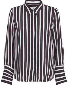 Gabriel Shirt Blue Red Stripe
