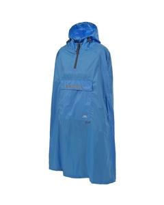 Trespass Qikpac Unisex Hooded Waterproof Packaway Poncho