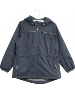 Softshell Jacket Gilda 1292 Greyblue