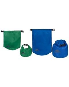 Trespass Exhilaration 2 Piece Dry Bag Set (5 And 10 Litres)