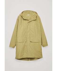 Parka Coat Green