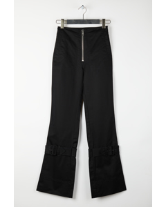 Cinched Pant Black