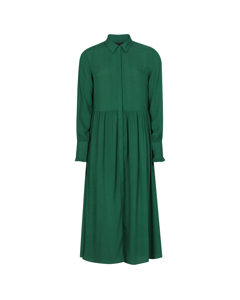 Thilde Shirt Dress 415 Evergreen