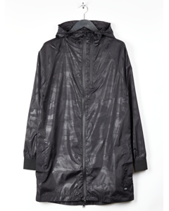 Como Rain Jacket Aw17-22 Black