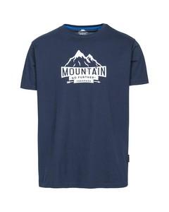 Trespass Herren T-Shirt Peaked kurzärmlig