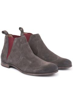 Humble Suede Shoe Grey