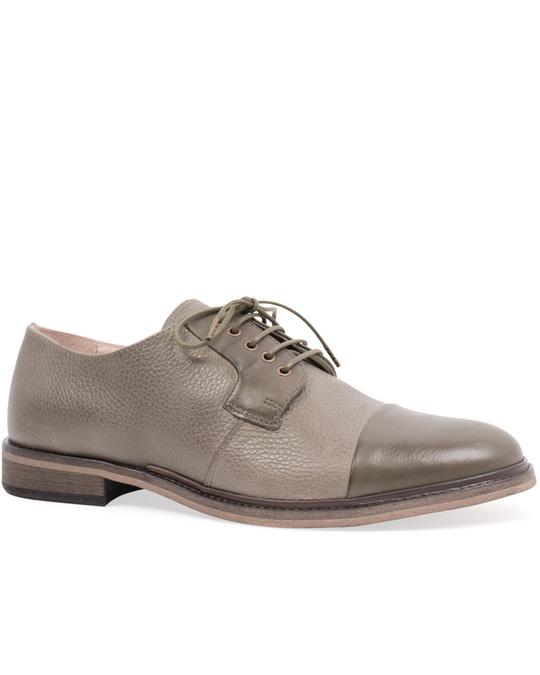 Sneaky Steve Catfield Leather Sho Grey