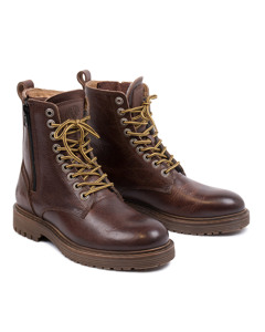 Paragon W Leather Sh Brown Texas