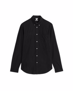 Shirt 3 Poplin Black