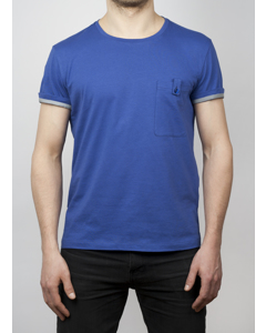 Cycling T-shirt - Blue