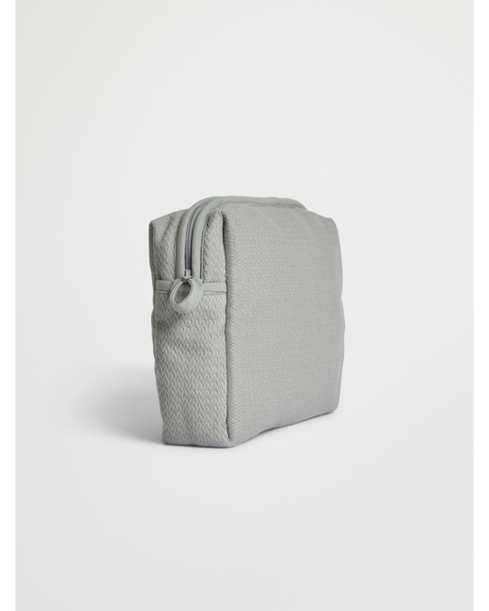 AFOUND OBJECTS Soft Toilet Bag  Light Grey