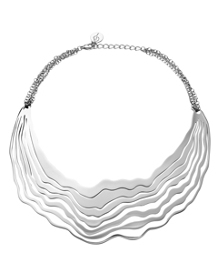 Whisper Necklace Steel