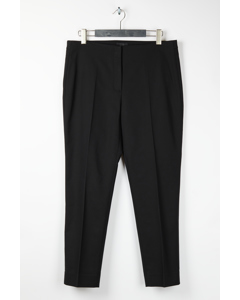 Tailored Trousers Black