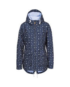 Trespass Womens/ladies Drifting Waterproof Jacket