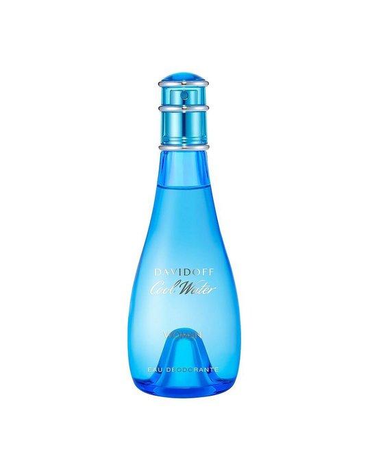 Davidoff Davidoff Cool Water Woman Eau Deodorante Spray 100ml