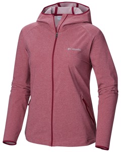 Heather Canyon™ Softshell Jacket Wine Berry Heat