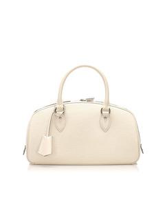 Louis Vuitton Epi Jasmine White