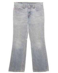 Stone Wash Levi's Jeans