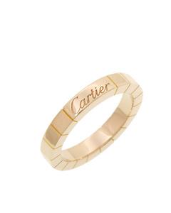 Cartier 18k Lanieres Ring Pink