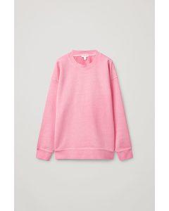 Relaxed Sweatshirt Pink