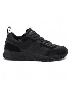 Fashion Mix Sneakers Schwarz