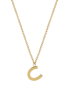 Fortune Mini Halsband Gold