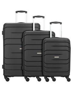 Milano 5.0 4-Rollen Kofferset 3tlg.