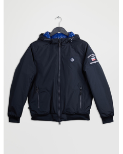 Winter Tender Hood Polytaslon Navy