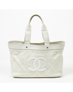 Front Logo Shopping Tote
