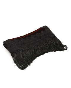Dior Velvet Scarf Black