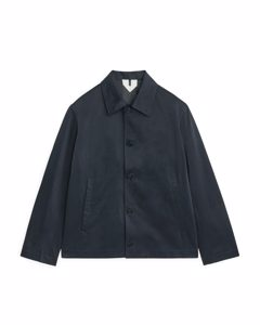 Coach Jacket Dark Blue
