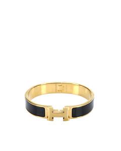 Hermes Clic Clac H Bracelet Gold