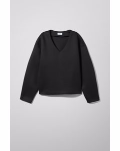 Lizz Sweatshirt Black