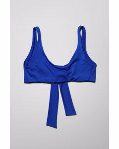 Anemone Swim Top Blue